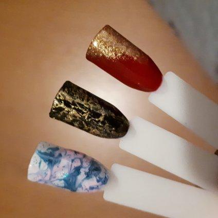 HM Nail Art